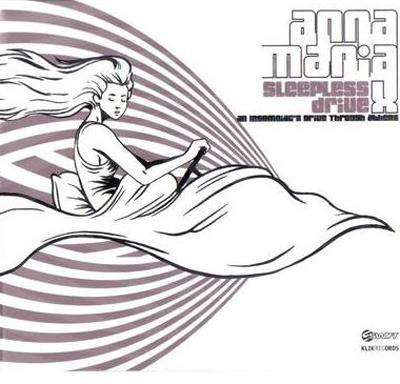 Anna Maria X – Sleepless Drive cover