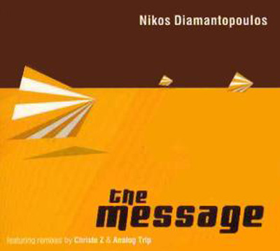 Nikos Diamantopoulos – The Message