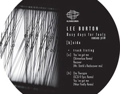 lee burton the remixes 400