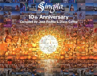 Jose Padilla - Singita 10th Anniversary