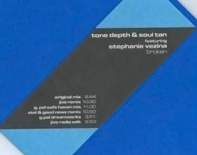Tone Depth & Sul Tan - Broken