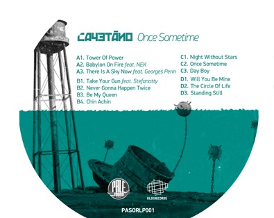 Cayetano - Once Sometime LP