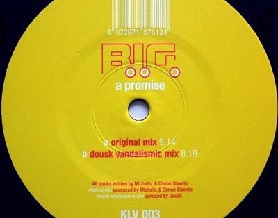 """A Promise 12"""" Vinyl"""