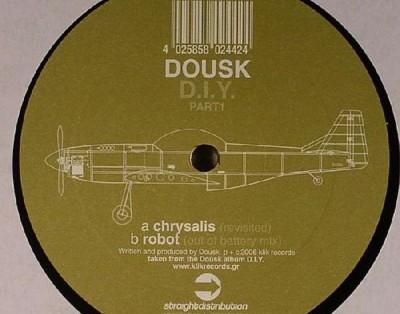 """D.I.Y. Pt. 1 12"""" Vinyl"""