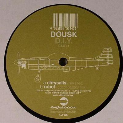 """Klv005 Dousk Diy Pt1 12"""" Vinyl"""