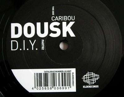 """D.I.Y. Pt. 2 12"""" Vinyl"""