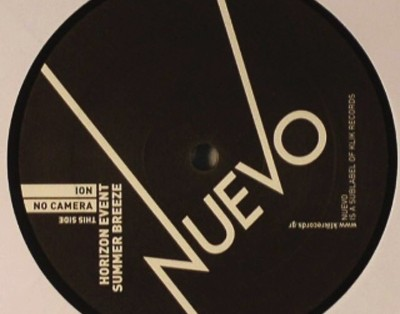 Nuevo 002 Ion - No Camera Sessions Ep 12'' Vinyl