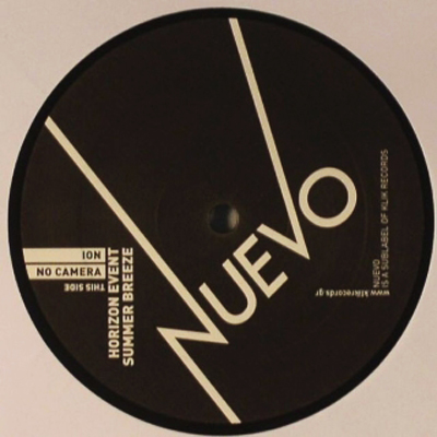 "Nuevo 002 Ion – No Camera Sessions Ep 12"" Vinyl"