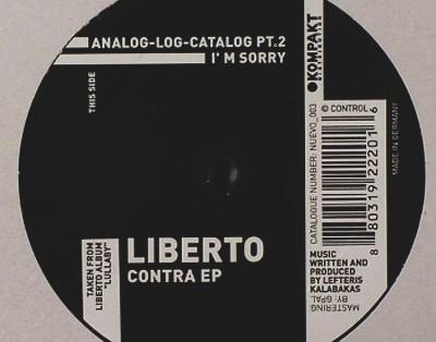 """Contra Ep 12"""" Vinyl"""