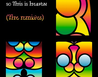 So This Is Heaven The Remixes, Digital Release