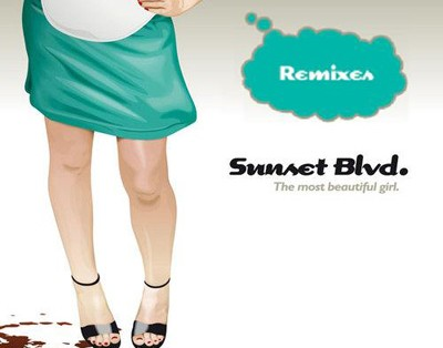 sunset blvd the remixes