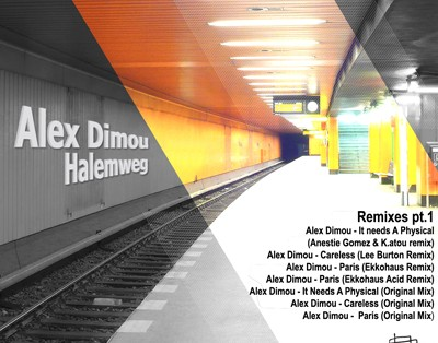 Halemweg The Remixes Pt. 2, Digital Release