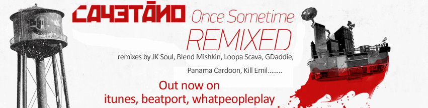 once sometime remixed fb banner out now site banner