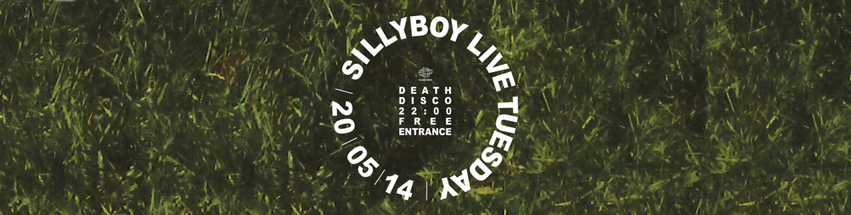 SILLYBOY DD LIVE banner site