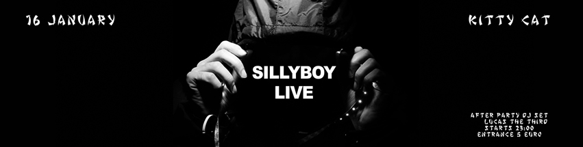 SILLYBOY KITTY CAT site banner