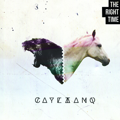 Cayetano – The Right Time cover 400