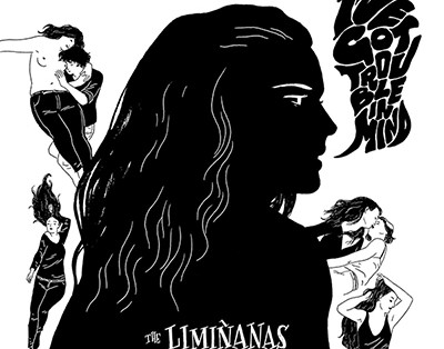 "The Liminanas – I 've got trouble in mind: 7"" and rare stuff 2009-2014 Lp"