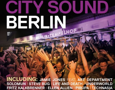 Bermuda 2012 Presents City Sound Berlin / WAS Distribution