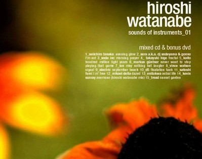 Hiroshi Watanabe - Sounds Of Instruments 01