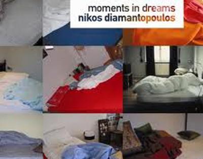 Nikos Diamantopoulos - Moments In Dreams cover 400