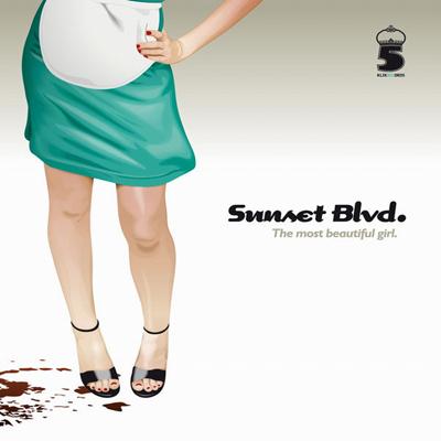Sunset Blvd – The Most Beautiful Girl