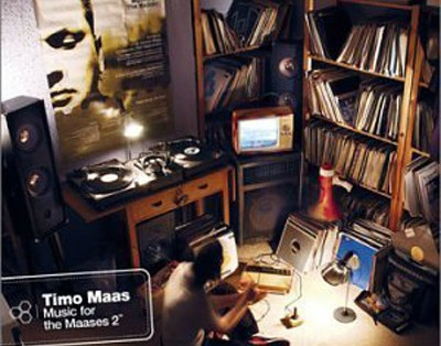 Timo Maas - Music For The Maases 2 cover 400