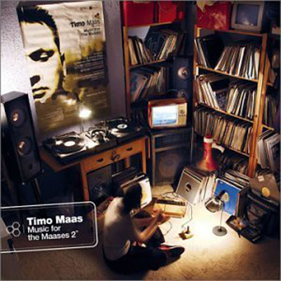Timo Maas – Music For The Maases 2 cover 400