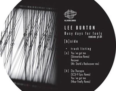 lee burton the remixes 400