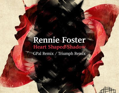 Rennie Foster - Heart Shaped Shadow