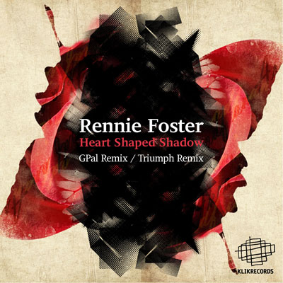 Rennie Foster – Heart Shaped Shadow