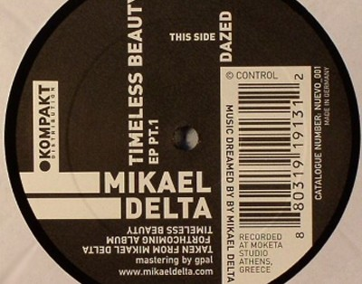 Nuevo 001 Mikael Delta - Timeless Beauty Ep. Pt. 1