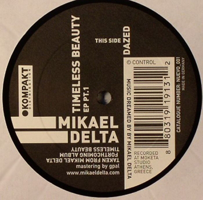 Nuevo 001 Mikael Delta – Timeless Beauty Ep. Pt. 1