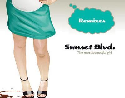 sunset blvd the remixes