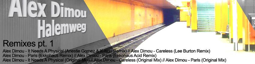 halemweg remixes banner