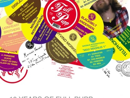 Prins Thomas Presents 10 Years Of Full Pupp / WAS Distribution