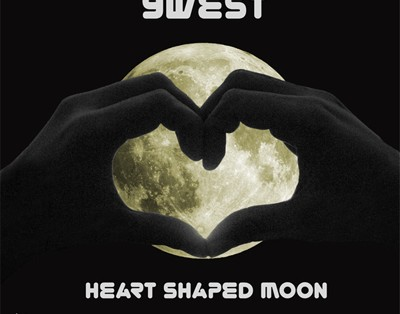 9west - Heart Shaped Moon cover 400